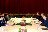 """王在希:""""习马会""""是两岸关系发展的历史必然"""