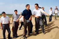 石卫东:进一步推动荒漠化及沙化防治进程