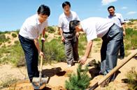 """李三原:为""""一带一路""""建设创造良好生态条件"""