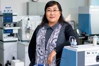 张丽华:寻求蛋白质分析技术新突破