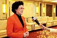 冯燕:终生难忘与总书记的一次握手