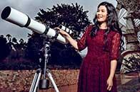 陈雪飞:守护与星星之间的缘分