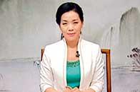 高秀清:在电视书法教学中宣传中国传统文化
