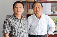 致先生——我的老师李文南