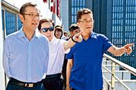 中国艺术研究院院长连辑莅临《中华英才》半月刊社调研并亲切看望全体员工
