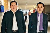 《中华英才》理事会走进联合国
