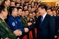 习近平:航天科技取得的创新成果极大鼓舞了中国人民的创新信念和信心,为全社会创新创造提供了强大激励