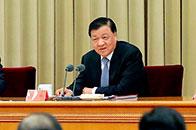 刘云山:以高度政治责任感做好宣传思想工作,为迎接十九大召开提供有力思想舆论保证
