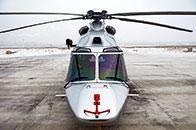 中国第四代直升机AC352在哈尔滨成功首飞