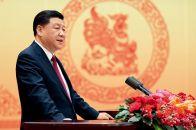 习近平:全党全军全国各族人民要在中国共产党领导下,撸起袖子加油干,继续向着全面建成小康社会的奋斗目标进发