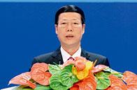 张高丽:携手推进经济全球化与自由贸易,共同打造亚洲和人类命运共同体