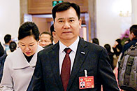 张近东:政府工作报告释放信心、激发创新企业要努力迈向高速增长