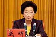 咸辉:鼓励创业就业 织密扎牢社会保障网