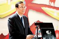 雒树刚:希望中美双方文化交流进一步蓬勃发展