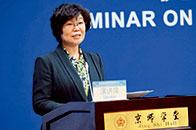 张义珍:一个升级版的更加积极的就业政策