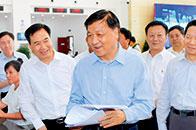 """刘云山:扎实推进""""两学一做""""学习教育常态化制度化,着力加强党的基层组织建设,为改革发展稳定提供坚强有力保证"""
