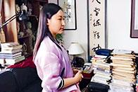 李雨橙:明月一杯茶,清风万卷书