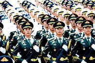三軍儀仗隊:軍之尊嚴 國之風采