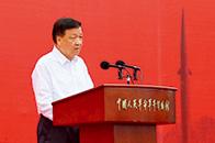 刘云山:我们要紧密团结在以习近平同志为核心的党中央周围,不忘初心、砥砺奋进,以优异成绩迎接党的十九大胜利召开