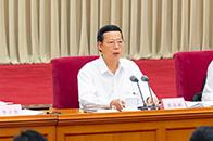 张高丽:要更加紧密地团结在以习近平同志为核心的党中央周围,切实改善区域大气环境质量,以优异成绩迎接党的十九大胜利召开