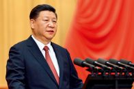 习近平:我们要不忘初心、继续前进,坚定不移走中国特色强军之路,把强军事业不断推向前进,努力实现党在新形势下的强军目标