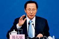 韩长赋:中国农业部愿进一步密切与中东欧各国的合作