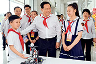 江苏未成年人保护工作的创新实践明确四道防线打造四张网