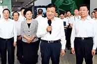 刘云山:各级党委政府要加大对科普工作支持力度,科协要当好科普工作主力军,广大科技工作者要积极投身科普实践,为提升全民科学素质贡献力量