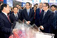 2018世界制造业大会和2018中国国际徽商大会在合肥隆重举行