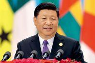 习近平主席出席中非合作论坛北京峰会开幕式
