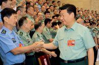 习近平:全面加强新时代我军党的领导和党的建设工作为开创强军事业新局面提供坚强政治保证