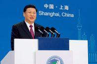 习近平主席出席首届中国国际进口博览会开幕式并发表主旨演讲