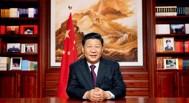 国家主席习近平发表二〇一九年新年贺词