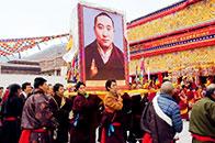 青海各界举行十世班禅大师圆寂30周年纪念活动