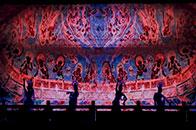 高金荣的敦煌舞反映中国文化特质和当代精神内涵