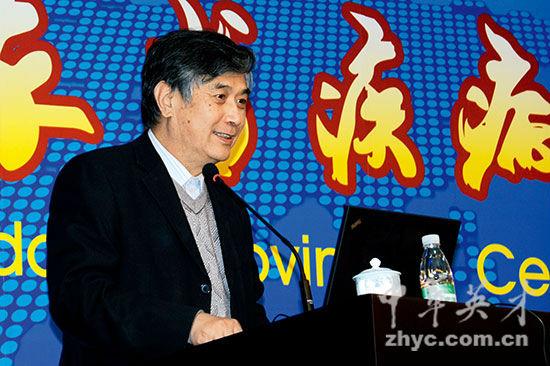 增光:我愿意为中国公共卫生事业发展继续发声